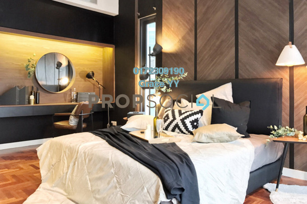 For Rent Condominium at The Mews, KLCC Freehold Fully Furnished 1R/1B 4.5k