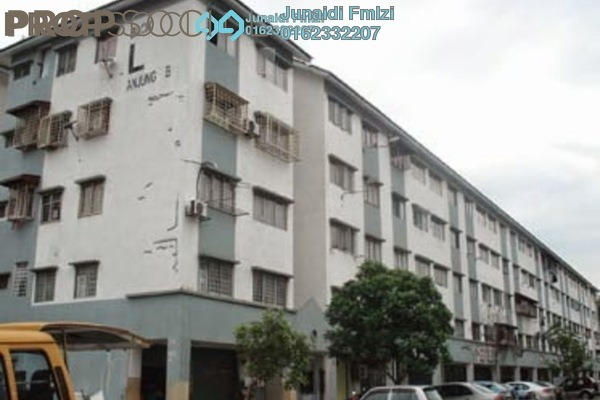For Rent Apartment at Taman Kota Perdana, Bandar Putra Permai Leasehold Unfurnished 3R/2B 700translationmissing:en.pricing.unit