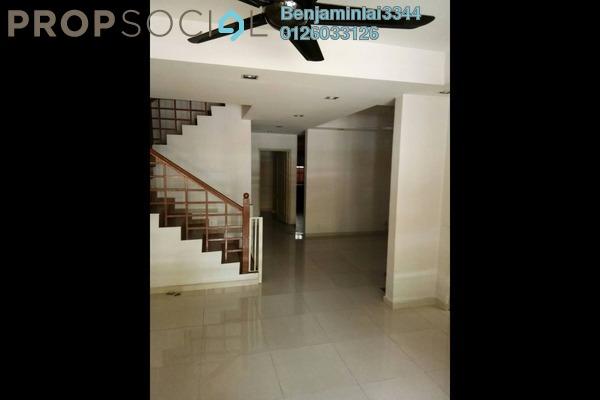 For Rent Terrace at SD7, Bandar Sri Damansara Freehold Semi Furnished 4R/3B 2.4k