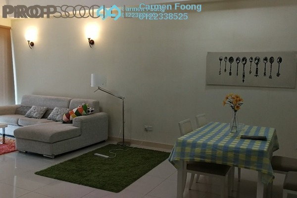 For Rent Condominium at Gaya Bangsar, Bangsar Freehold Fully Furnished 1R/1B 2.4k