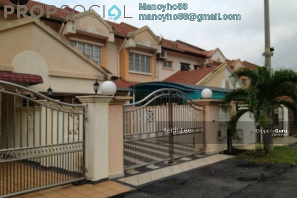 For Sale Terrace at Taman Kajang Perdana, Kajang Freehold Semi Furnished 4R/3B 400k
