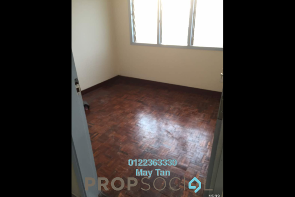 For Rent Apartment at Goodyear Court 2, UEP Subang Jaya Freehold Semi Furnished 4R/2B 1.2k