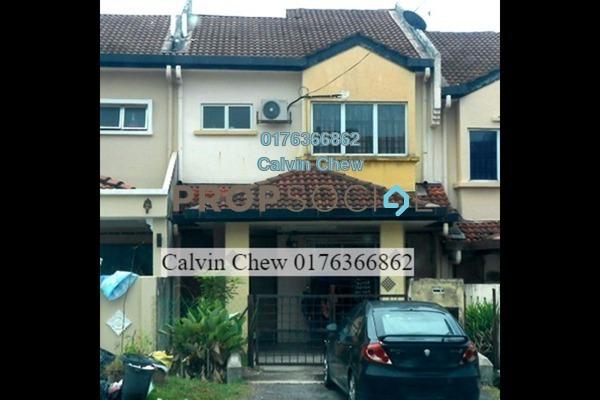 For Sale Terrace at Taman Puncak Jalil, Bandar Putra Permai Freehold Unfurnished 4R/2B 498k