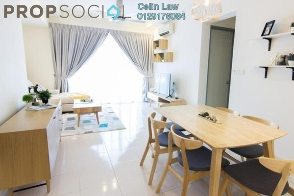 For Sale Condominium at Kuchai Avenue, Kuchai Lama Freehold Fully Furnished 3R/2B 445k