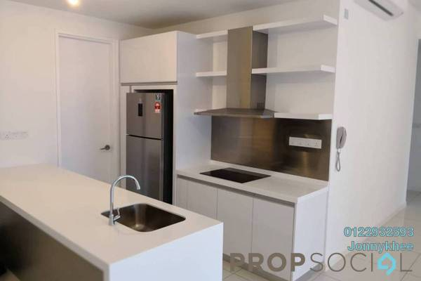 For Sale Condominium at EcoSky, Jalan Ipoh Freehold Semi Furnished 3R/2B 850k