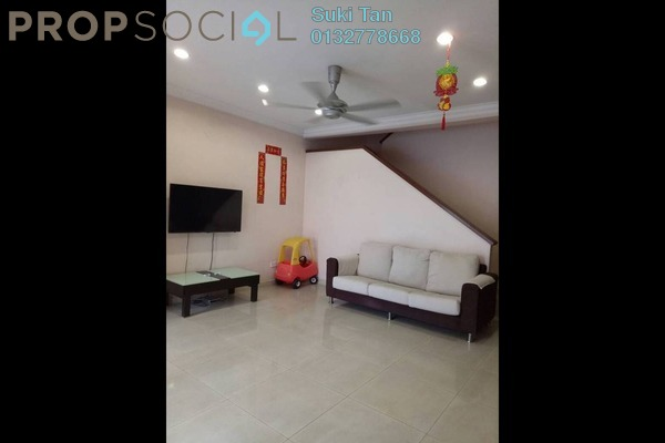 For Sale Terrace at SD9, Bandar Sri Damansara Freehold Semi Furnished 4R/3B 1.18m