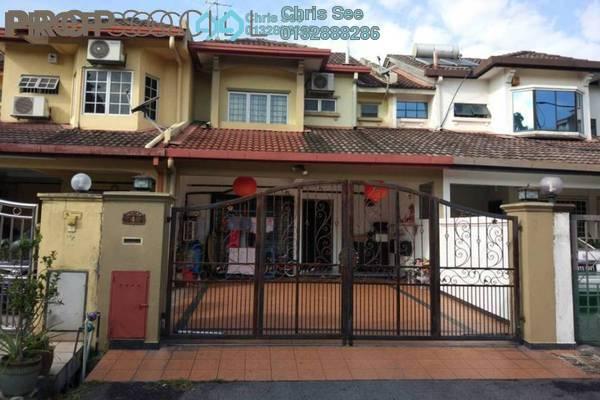 For Sale Terrace at USJ 14, UEP Subang Jaya Freehold Semi Furnished 3R/3B 788k