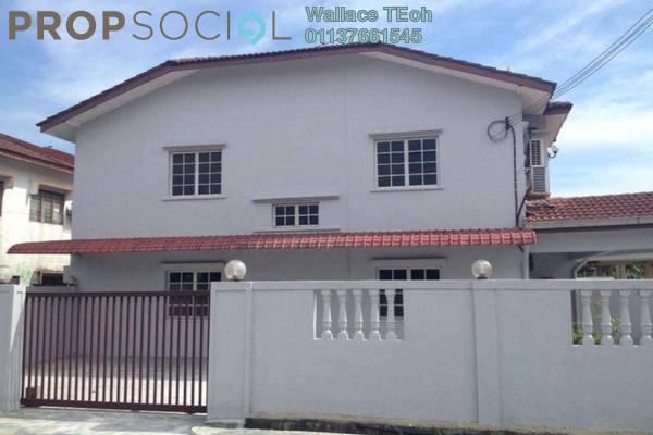 For Sale Terrace at Pekan Meru, Meru Freehold Unfurnished 4R/3B 600k