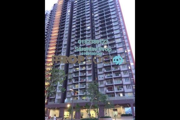 For Rent Condominium at Platinum Lake PV21, Setapak Freehold Semi Furnished 3R/2B 1.6k