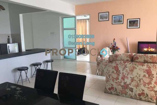 For Rent Condominium at Casa Indah 2, Tropicana Freehold Fully Furnished 3R/3B 2.4k