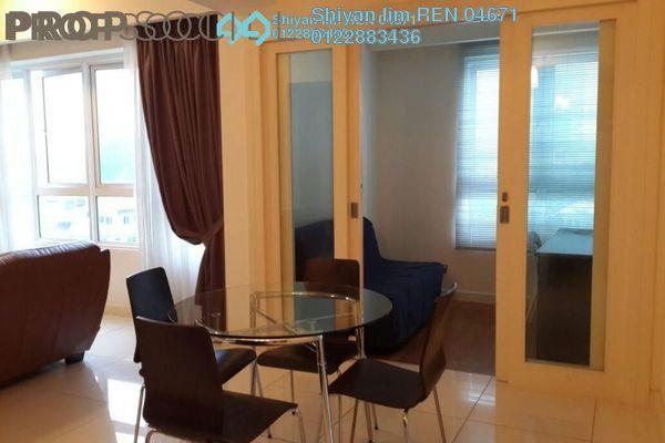 For Rent Condominium at Tiffani Kiara, Mont Kiara Freehold Fully Furnished 2R/2B 3.3k