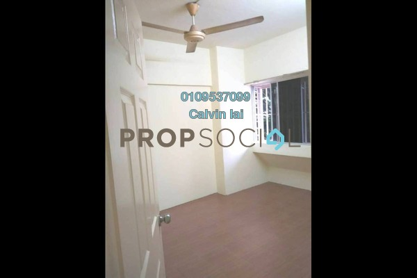For Rent Apartment at Taman Connaught, Cheras Freehold Unfurnished 2R/1B 1k