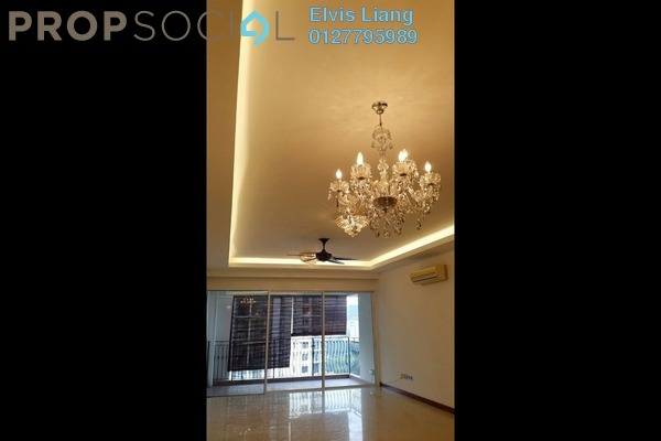 For Rent Condominium at La Grande Kiara, Mont Kiara Freehold Semi Furnished 3R/2B 4k