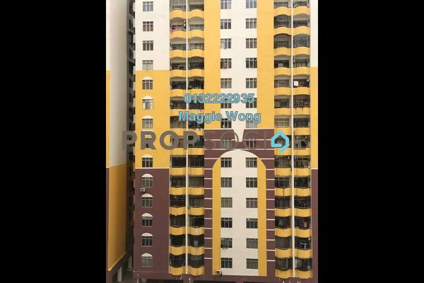 For Sale Apartment at Lagoon Perdana, Bandar Sunway Freehold Unfurnished 3R/2B 200k
