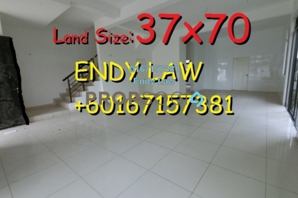 For Sale Terrace at Taman Perling, Iskandar Puteri (Nusajaya) Freehold Unfurnished 5R/4B 1.08m