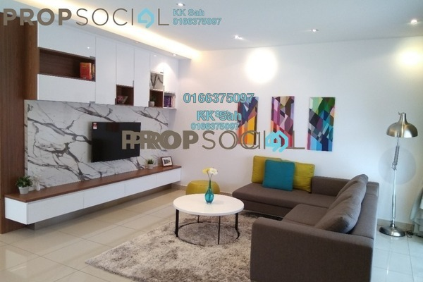 For Sale Condominium at Cheras Sentral, Cheras Freehold Unfurnished 3R/2B 499k