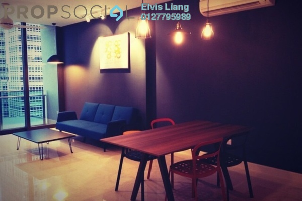 For Sale Condominium at 6 CapSquare, Dang Wangi Freehold Fully Furnished 3R/2B 1.3m