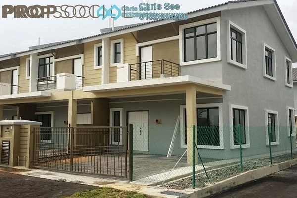 For Sale Terrace at Saujana Rawang, Rawang Freehold Unfurnished 4R/3B 640k