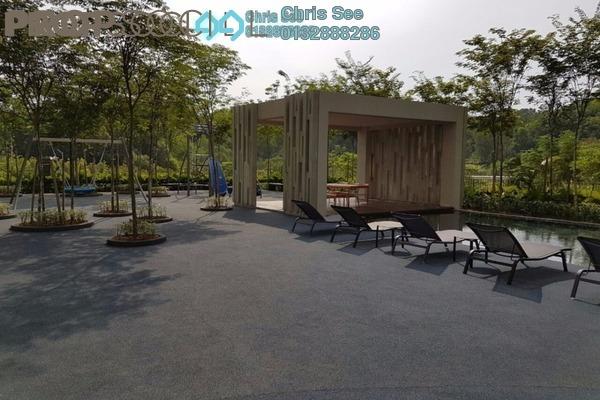 For Sale Condominium at Windows On The Park, Bandar Tun Hussein Onn Freehold Semi Furnished 3R/2B 578k
