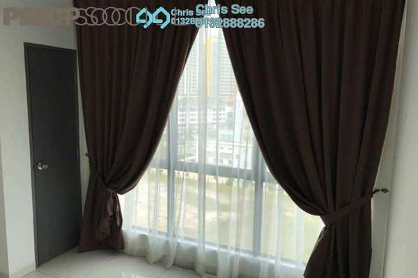 For Sale Condominium at Studio Fourteen, Shah Alam Freehold Semi Furnished 1R/1B 320k