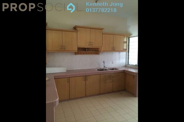 For Rent Terrace at Sungai Congkak, Bukit Rimau Freehold Fully Furnished 4R/3B 1.6k