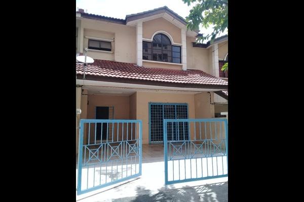 For Rent Terrace at Bukit Prima Pelangi, Segambut Freehold Unfurnished 4R/3B 2.4k