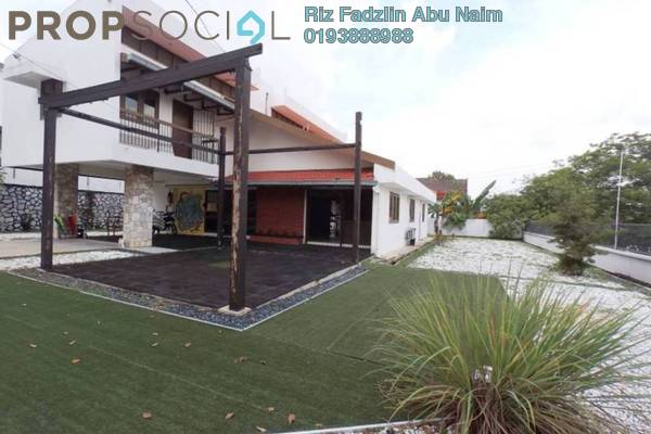 For Sale Bungalow at Section 2, Shah Alam Freehold Semi Furnished 6R/4B 1.9Juta