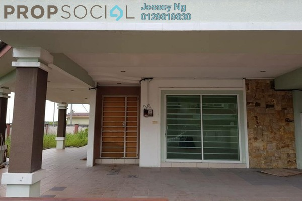 For Sale Terrace at Bandar Seri Botani, Ipoh Freehold Unfurnished 4R/3B 568k
