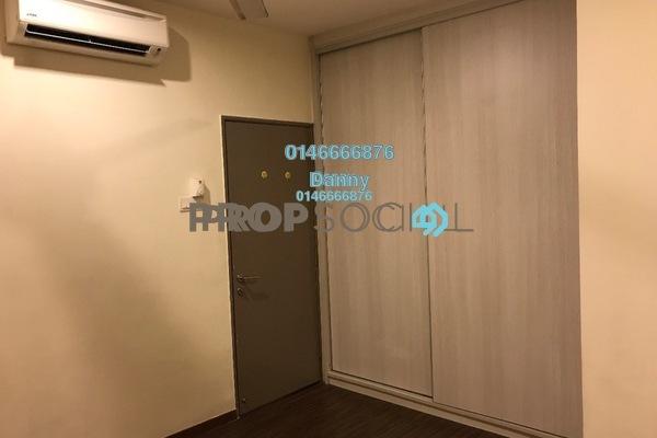 For Rent Condominium at The Loft @ ZetaPark, Setapak Freehold Semi Furnished 3R/2B 1.9k