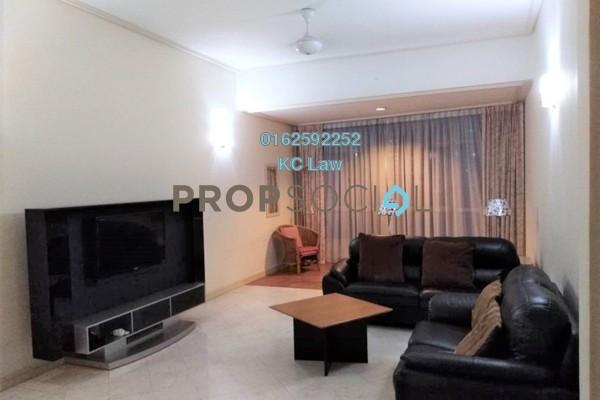For Rent Condominium at Suasana Sentral Condominium, KL Sentral Freehold Fully Furnished 3R/2B 3.9k