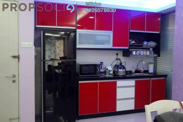 For Sale Condominium at Platinum Lake PV16, Setapak Freehold Fully Furnished 4R/2B 555k