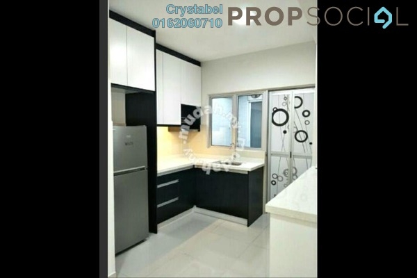 For Rent Condominium at Maxim Residences, Cheras Freehold Fully Furnished 3R/2B 2.3千