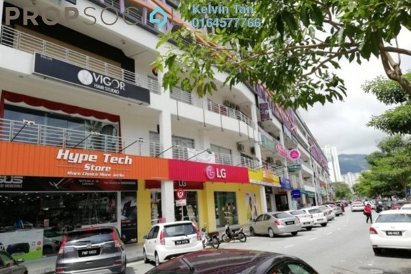 For Rent Shop at The Golden Triangle, Relau Freehold Unfurnished 0R/0B 2k