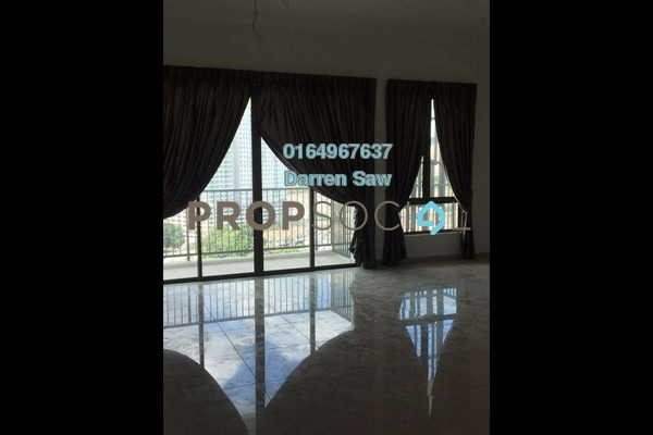 For Rent Condominium at Ideal Vision Park, Sungai Ara Freehold Semi Furnished 3R/3B 1.3k