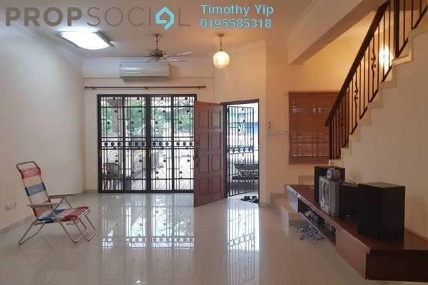 For Sale Terrace at Taman Taming Jaya, Balakong Freehold Fully Furnished 4R/3B 748k
