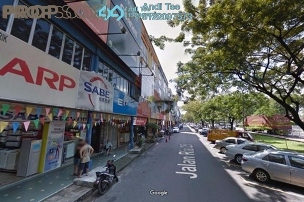 For Sale Shop at Taman Sri Muda, Shah Alam Freehold Unfurnished 0R/0B 3.4m