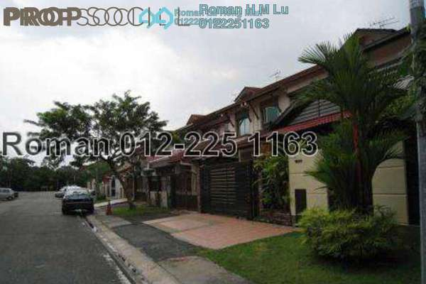 For Sale Link at Section 31, Kota Kemuning Freehold Semi Furnished 4R/4B 980k