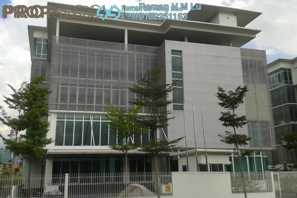 For Sale Shop at Temasya Industrial Park, Temasya Glenmarie Freehold Unfurnished 1R/10B 32m