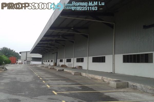 For Rent Factory at Kampung Telok Gong , Port Klang Leasehold Unfurnished 1R/9B 178k