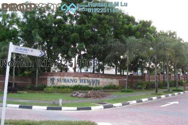 For Sale Land at Subang Heights, Subang Jaya Leasehold Unfurnished 0R/0B 2.64m