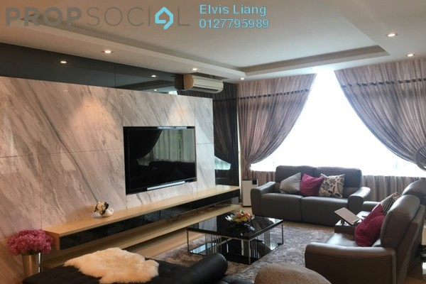 For Rent Condominium at Sunway Vivaldi, Mont Kiara Freehold Fully Furnished 4R/5B 13.5k