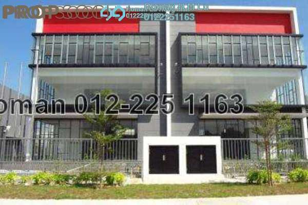For Rent Factory at Temasya 8, Temasya Glenmarie Freehold Unfurnished 1R/4B 33k
