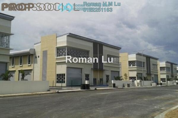 For Sale Factory at Bukit Raja Industrial Park, Klang Freehold Unfurnished 1R/4B 3.05m