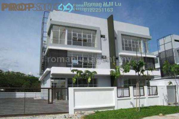 For Sale Factory at i-Parc2, Shah Alam Freehold Unfurnished 1R/6B 3.65m