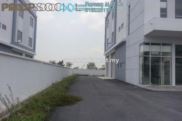 For Rent Factory at i-Parc2, Shah Alam Freehold Unfurnished 1R/6B 10k