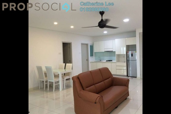 For Sale Condominium at Sunway VeloCity, Cheras Freehold Fully Furnished 2R/2B 1m