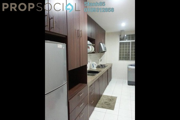 For Rent Condominium at Platinum Hill PV5, Setapak Freehold Fully Furnished 4R/2B 1.8k