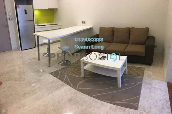 For Rent Office at The Signature, Sri Hartamas Freehold Fully Furnished 1R/1B 2.3k