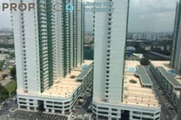 For Rent Condominium at OUG Parklane, Old Klang Road Freehold Semi Furnished 3R/2B 1.05k