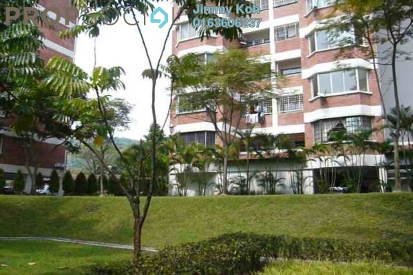 For Rent Condominium at Green Acre Park, Bandar Sungai Long Freehold Fully Furnished 3R/2B 1k
